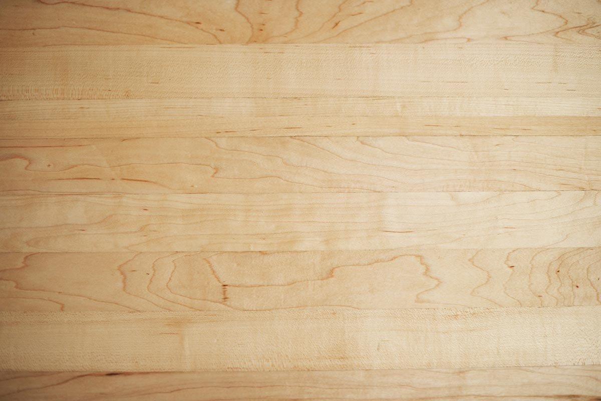 Wood Flooring close up