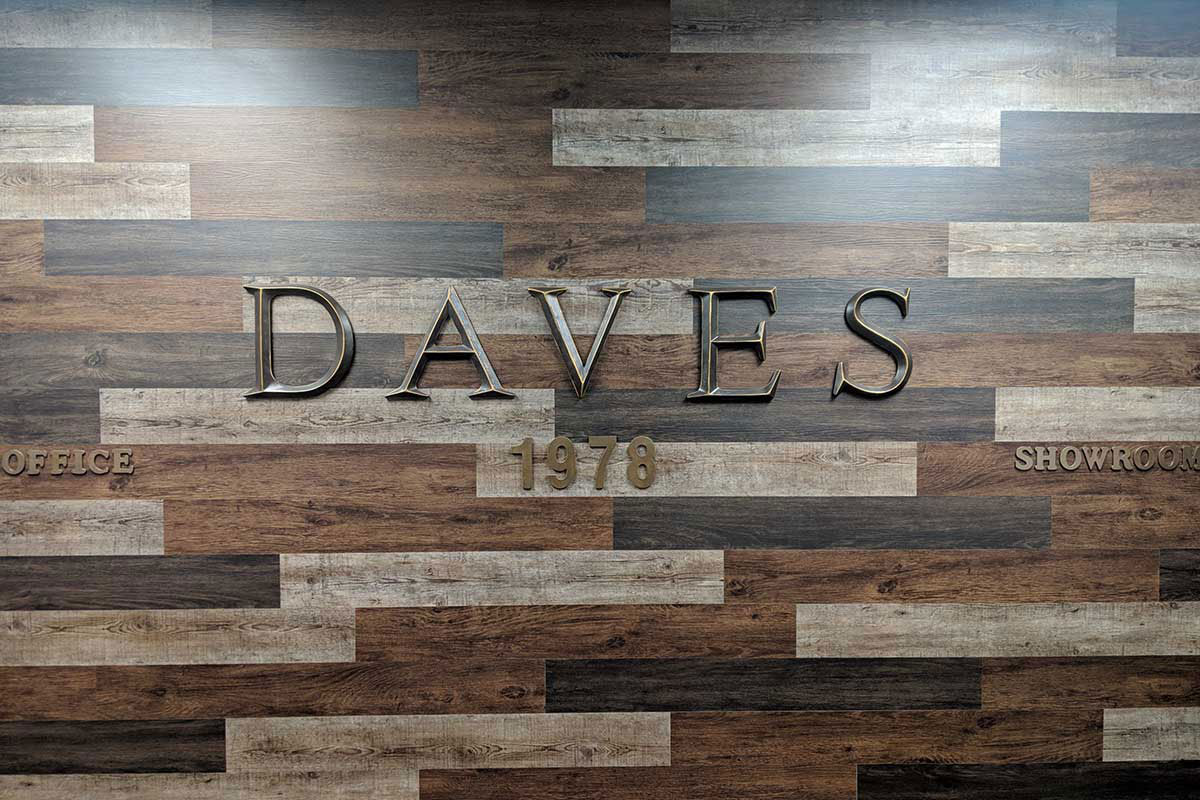 Daves Sign In Office